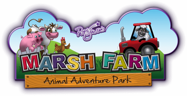 Marsh Farm - Animal Adventure Park Logo