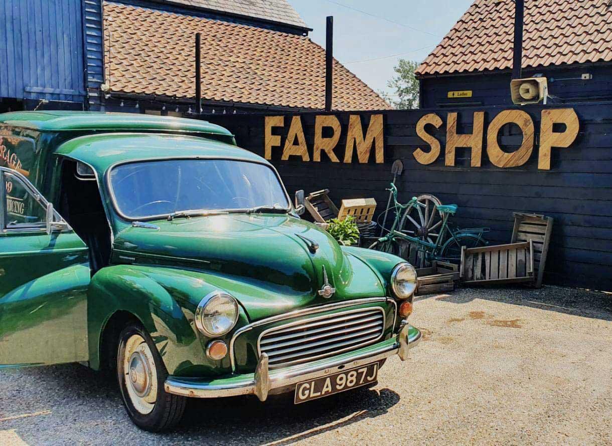 Marsh Farm Shop
