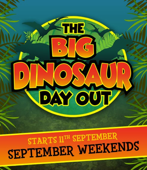 The Big Dinosaur Day Out