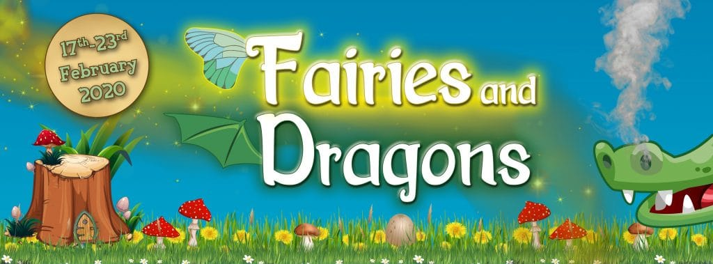 Fairies & Dragons at Marsh Farm