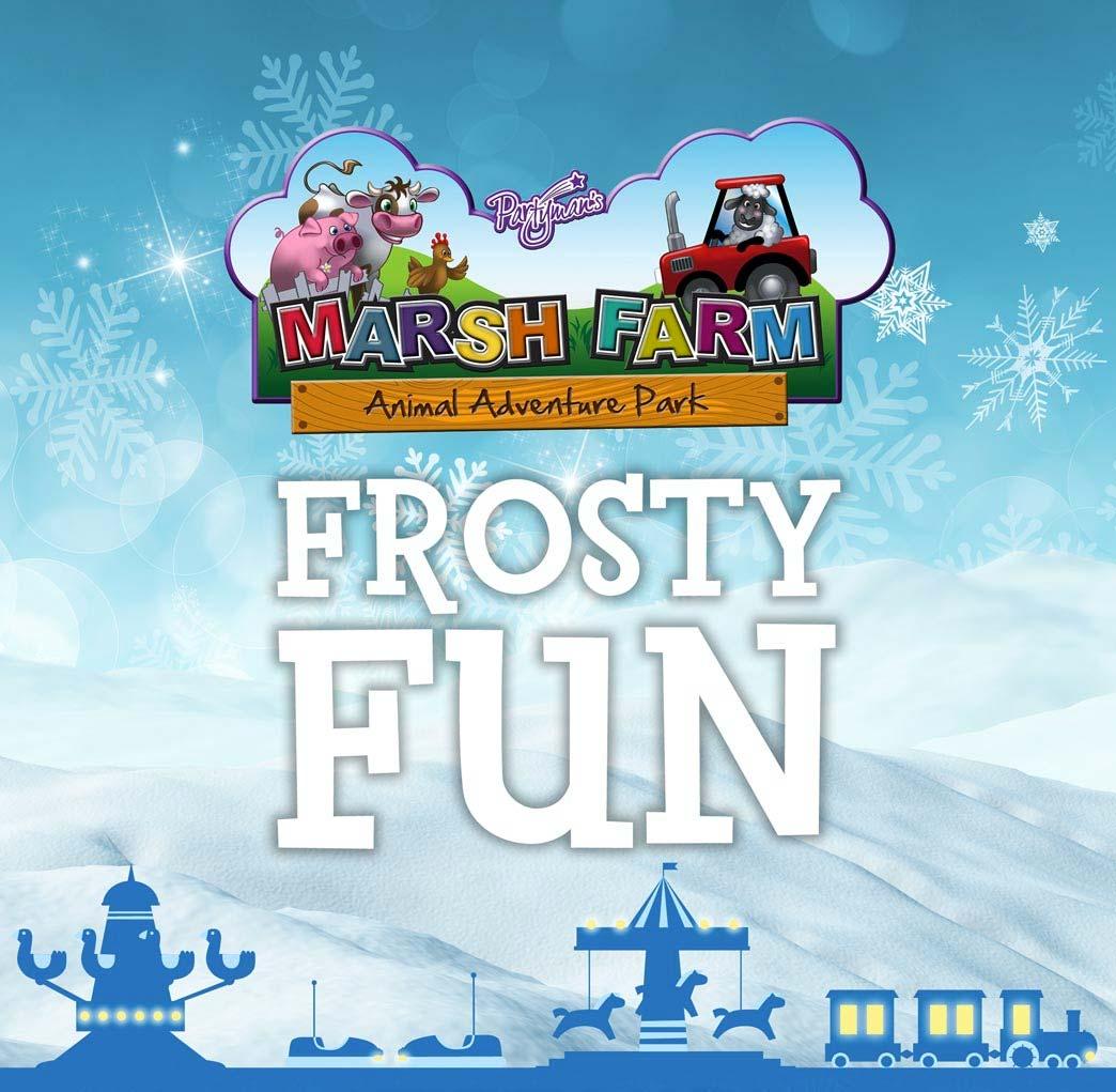 Frosty Fun at Marsh Farm
