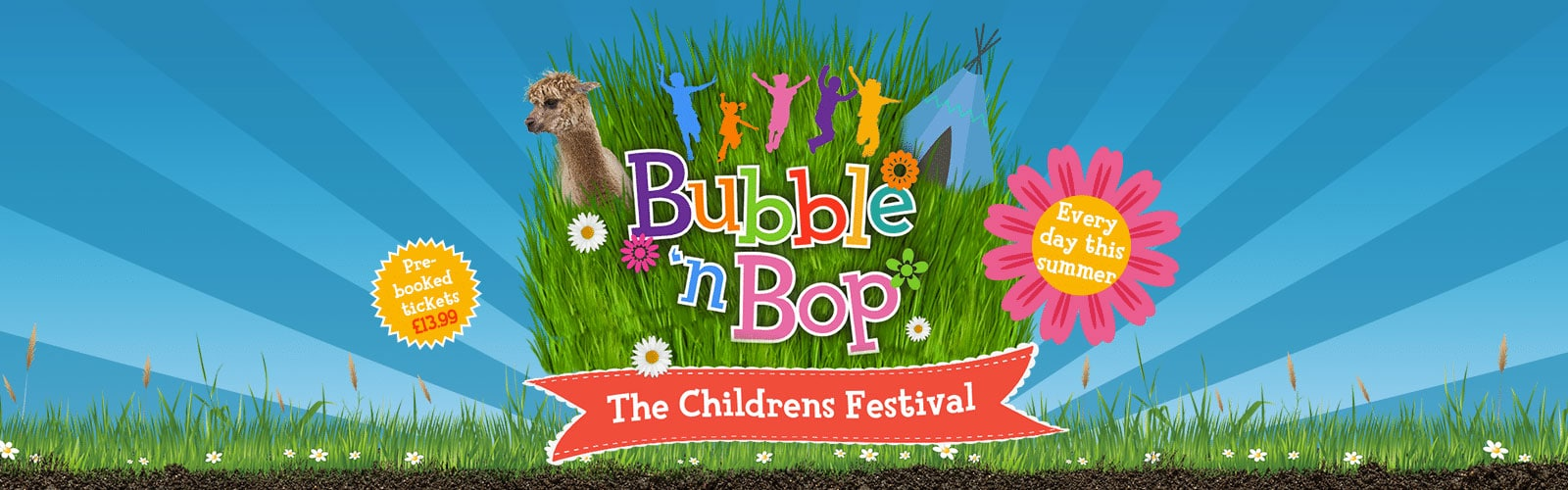 Bubble 'n Bop 2020 - Only £13.99 pre-booking