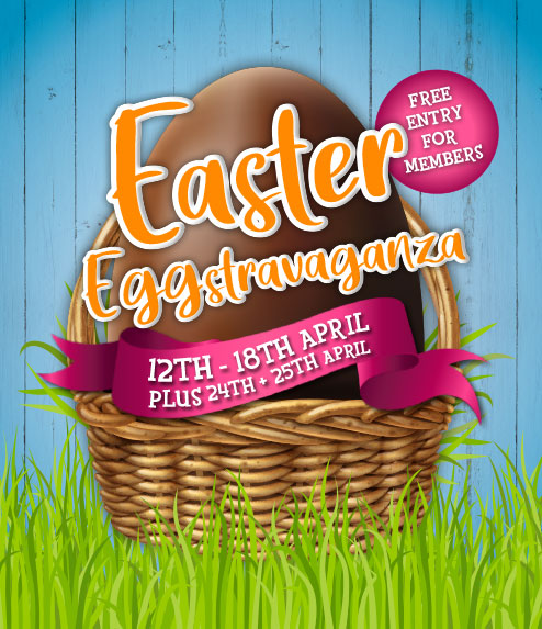 Great Easter Eggstravaganza