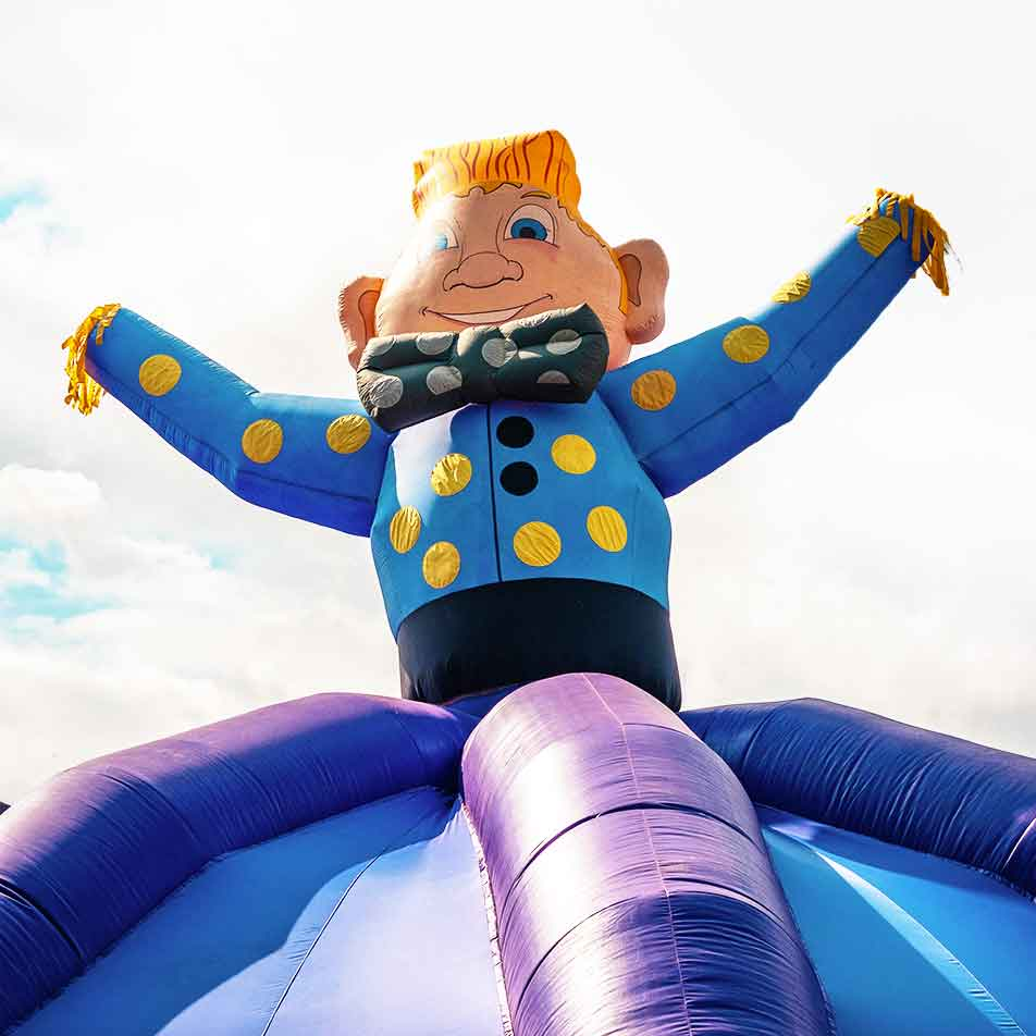 Giant Inflatable Man