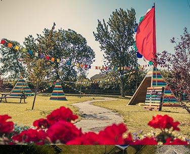 Summer children's festival