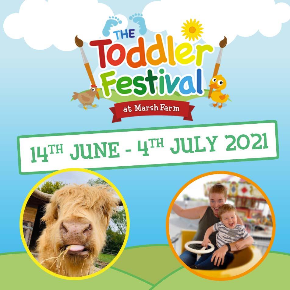Toddler Festival at Marsh Farm