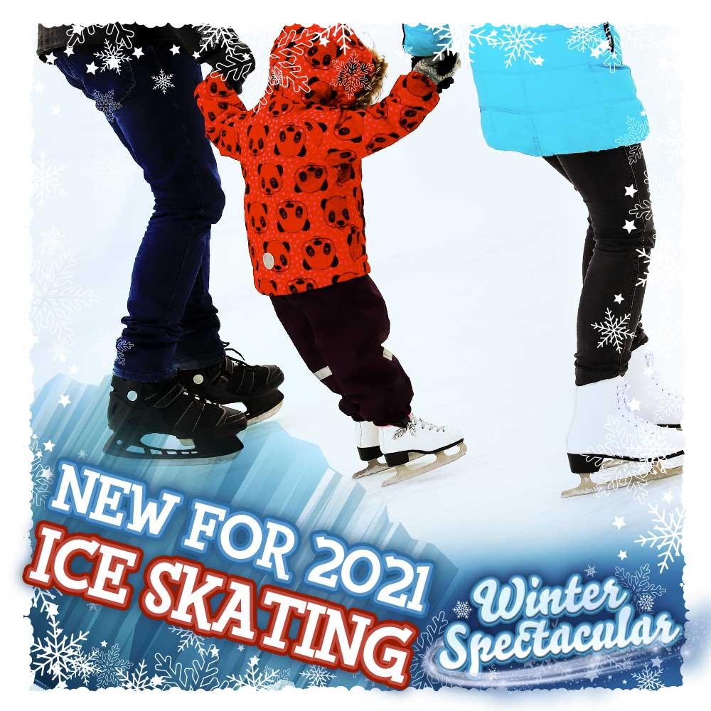 Real Ice Skating Rink